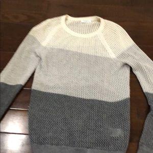 Equipment sweater top